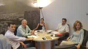 Σκαλωσιές στο Ξενία- εξέταση δυνατότητας αξιοποίησης του ακινήτου στο Δήμο