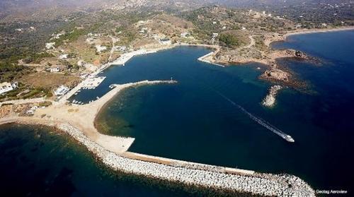 Αποτέλεσμα εικόνας για Χίος: Ολοκλήρωση αδειοδότησης τουριστικού λιμένα Βολισσού